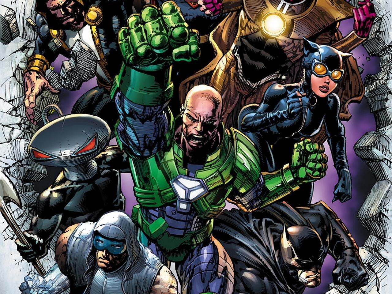 Forever Evil wallpapers HD quality