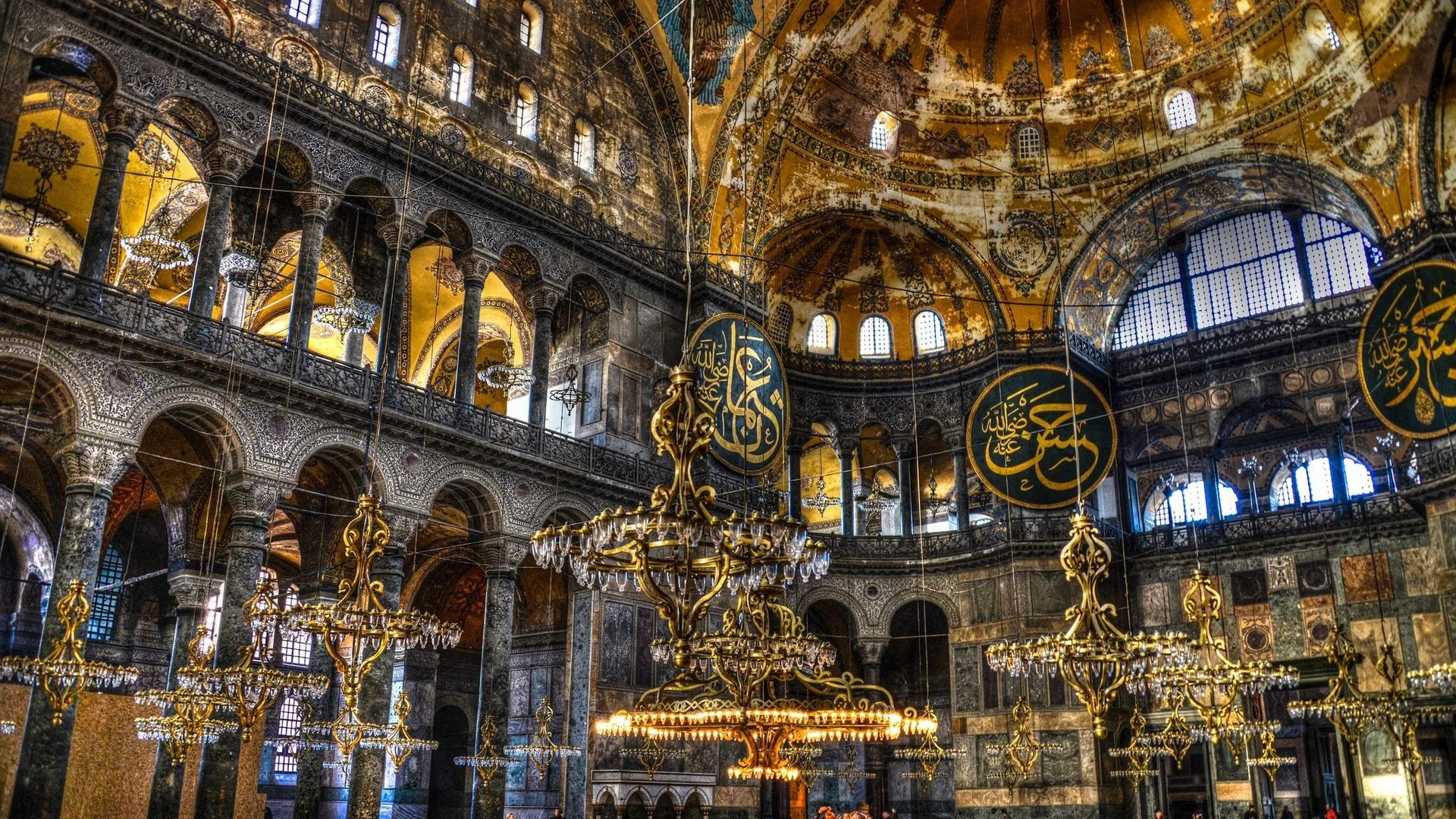 Hagia Sophia wallpapers HD quality