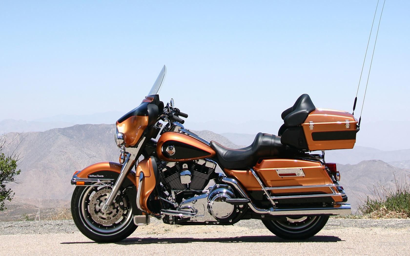 Harley-Davidson Road King wallpapers HD quality