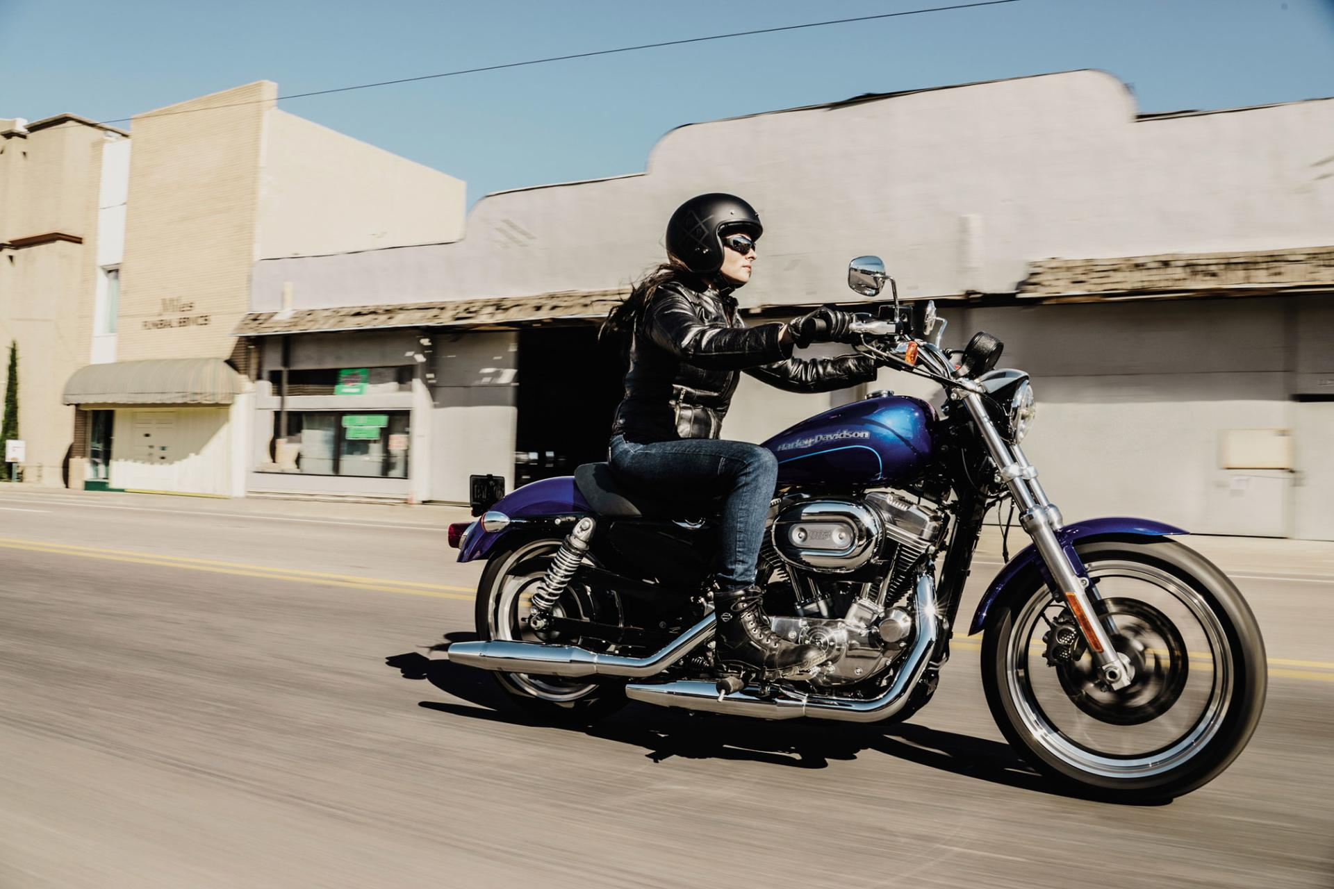 Harley-Davidson SuperLow wallpapers HD quality
