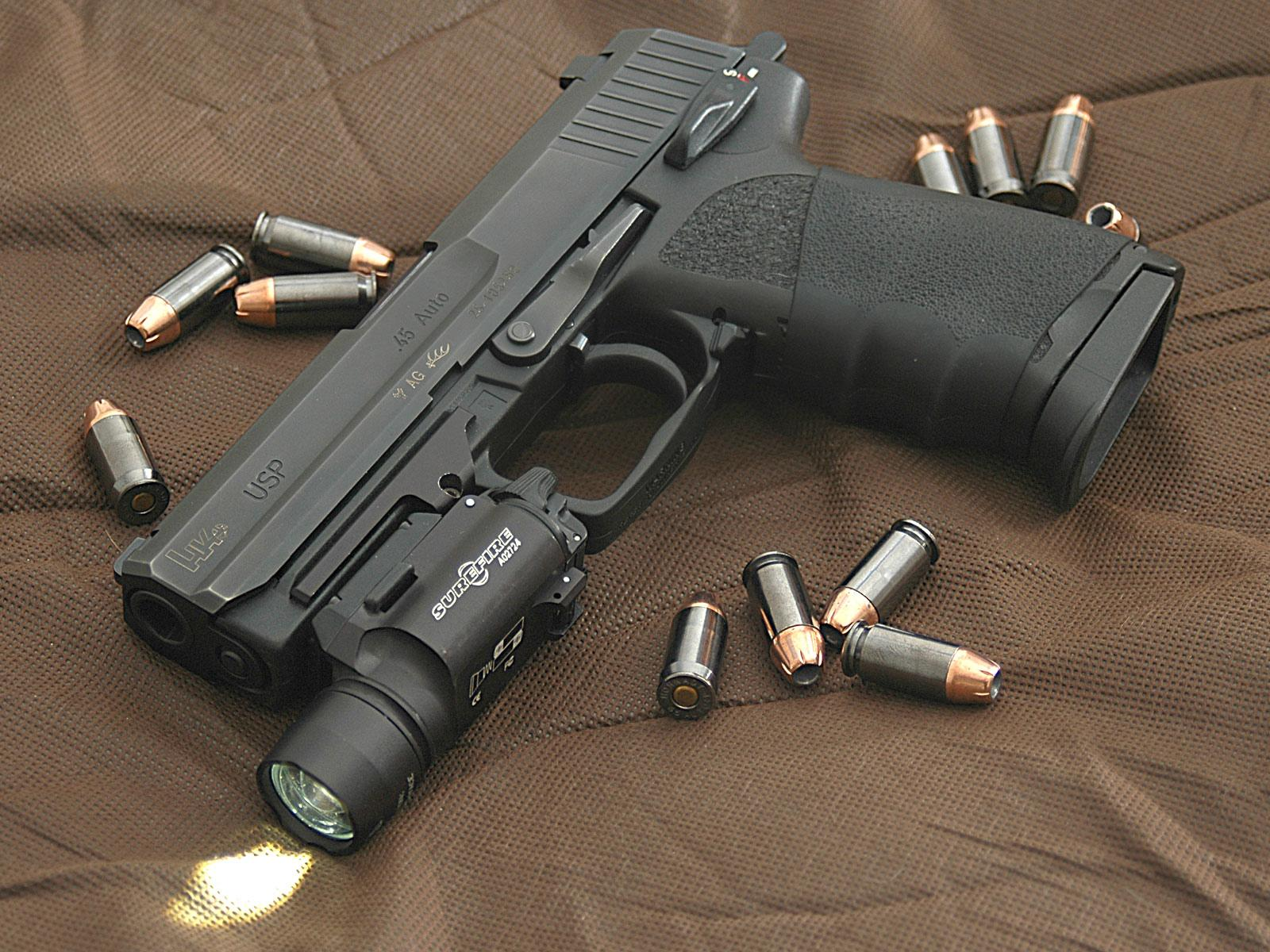 Heckler and Koch Pistol wallpapers HD quality