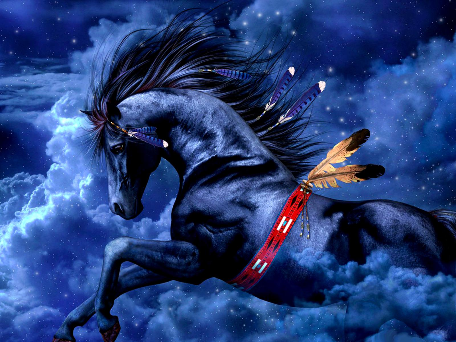 Horse Fantasy wallpapers HD quality