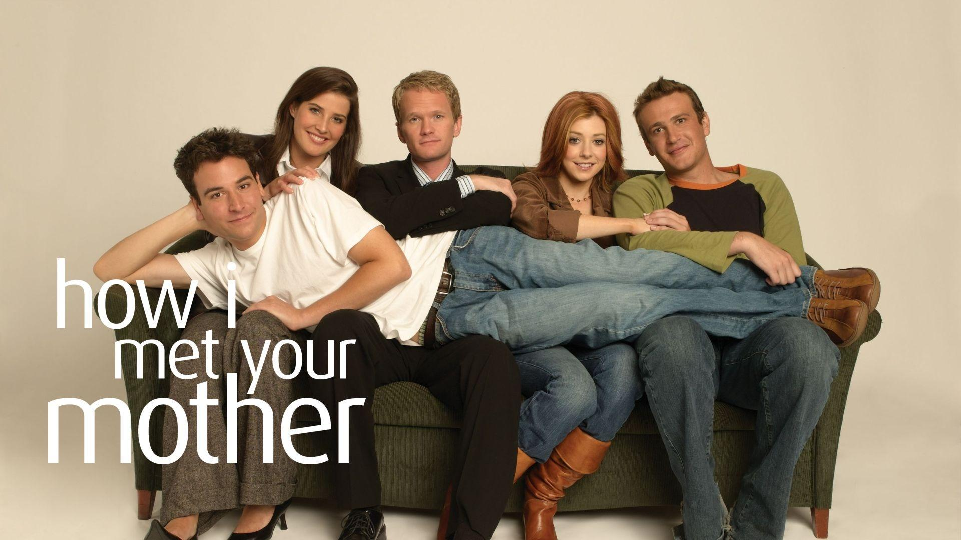 How I Met Your Mother at 2048 x 2048 iPad size wallpapers HD quality