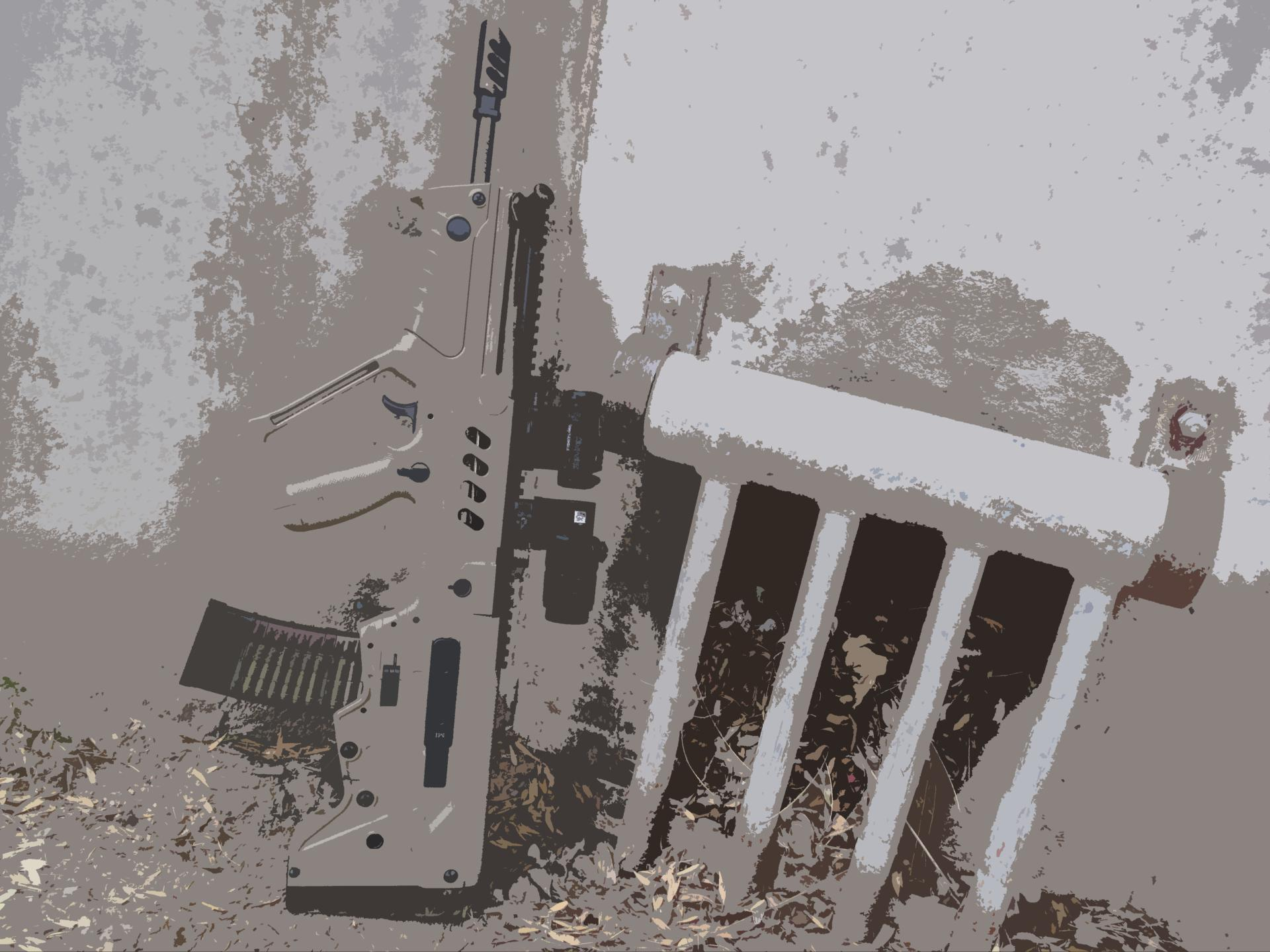 IWI Tavor wallpapers HD quality