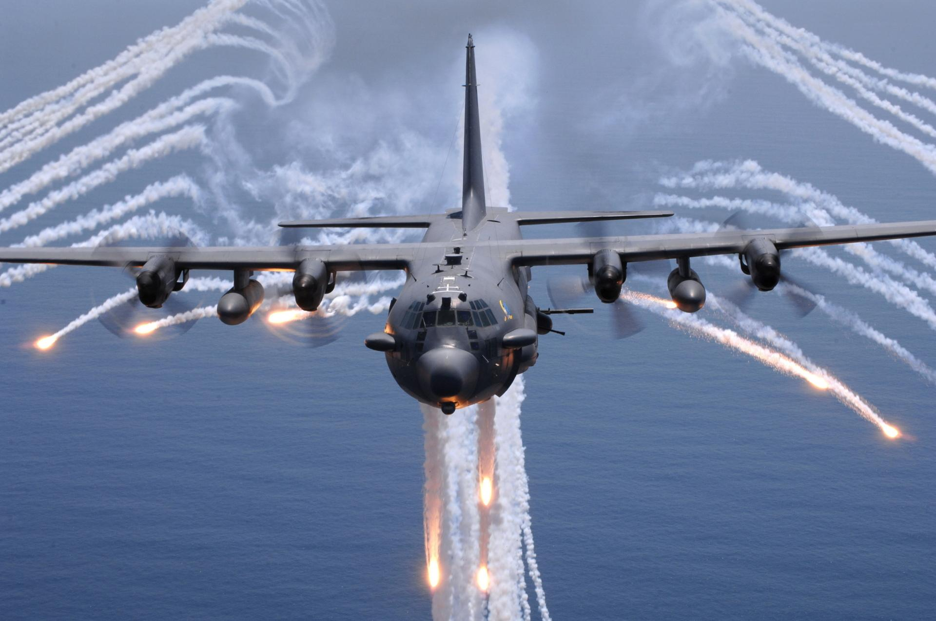 Lockheed AC-130 wallpapers HD quality