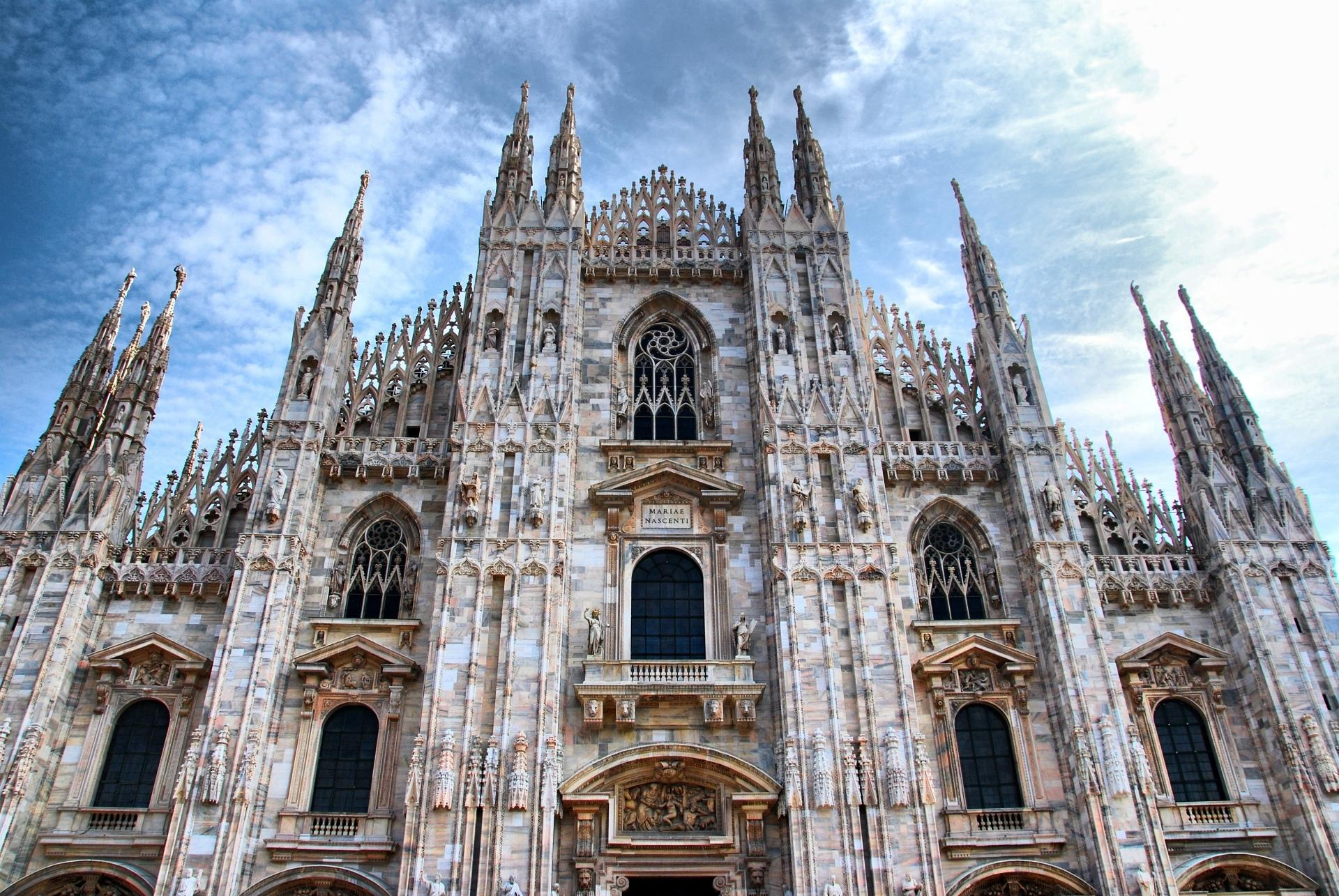 Milan Cathedral wallpapers HD quality
