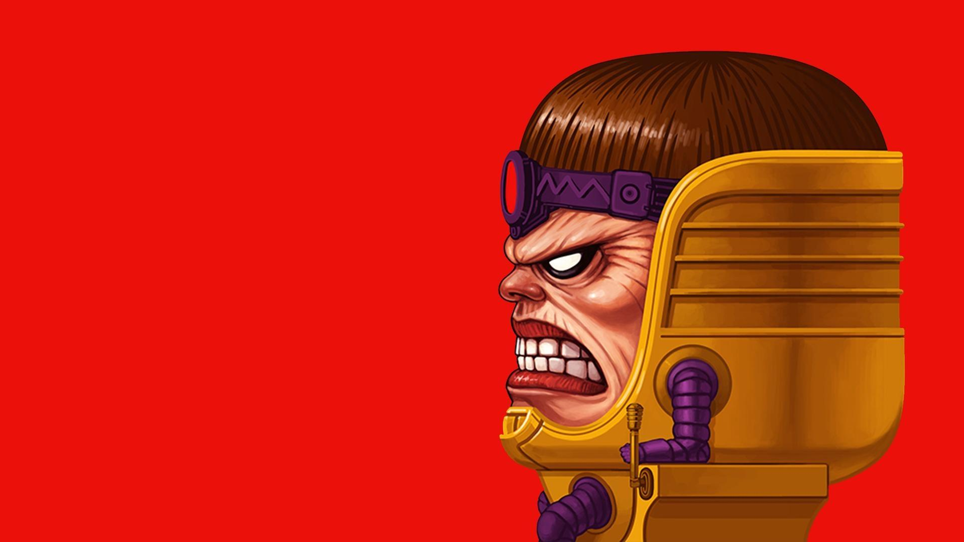 MODOK Comics wallpapers HD quality