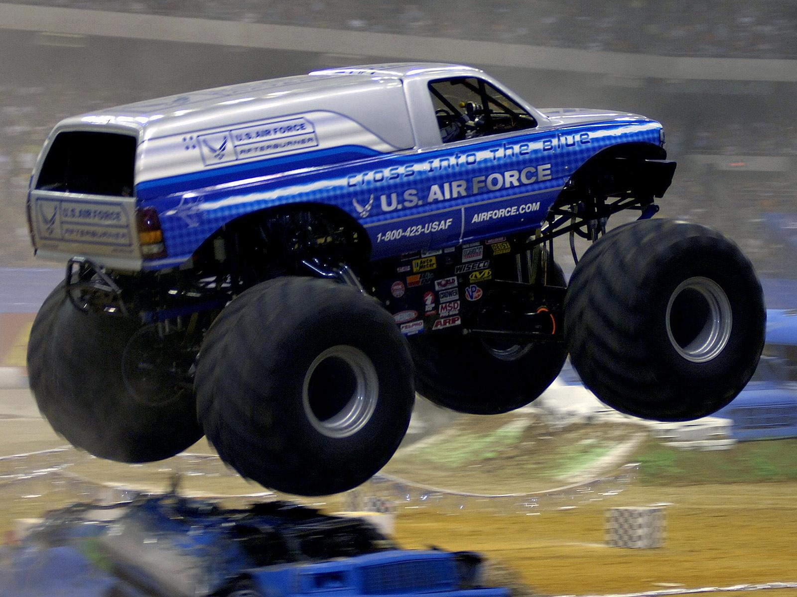 Monster Truck wallpapers HD quality