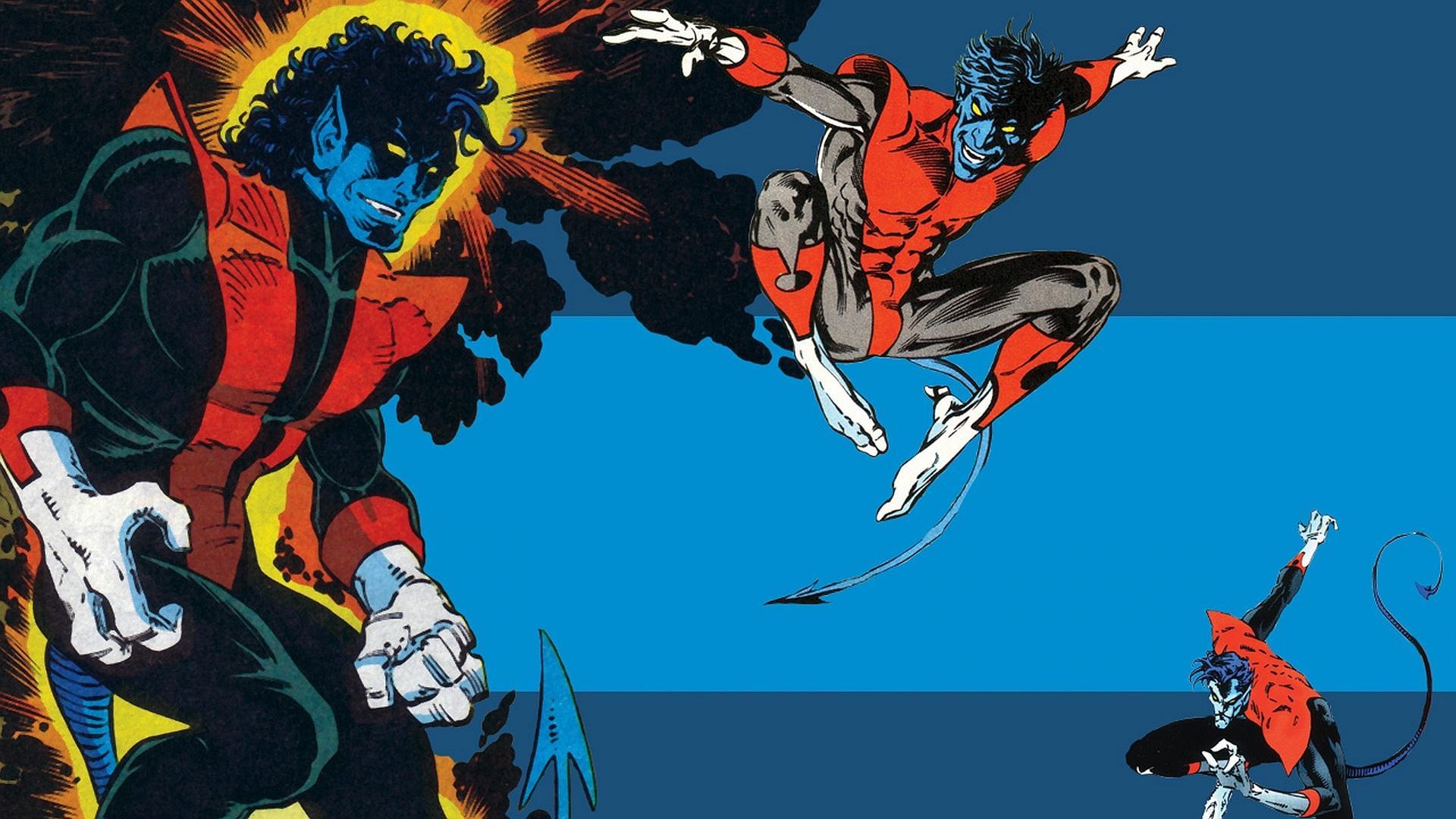 Nightcrawler Comics wallpapers HD quality