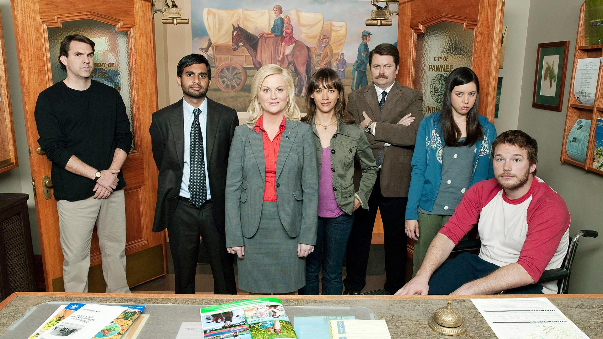 Parks And Recreation wallpapers HD quality