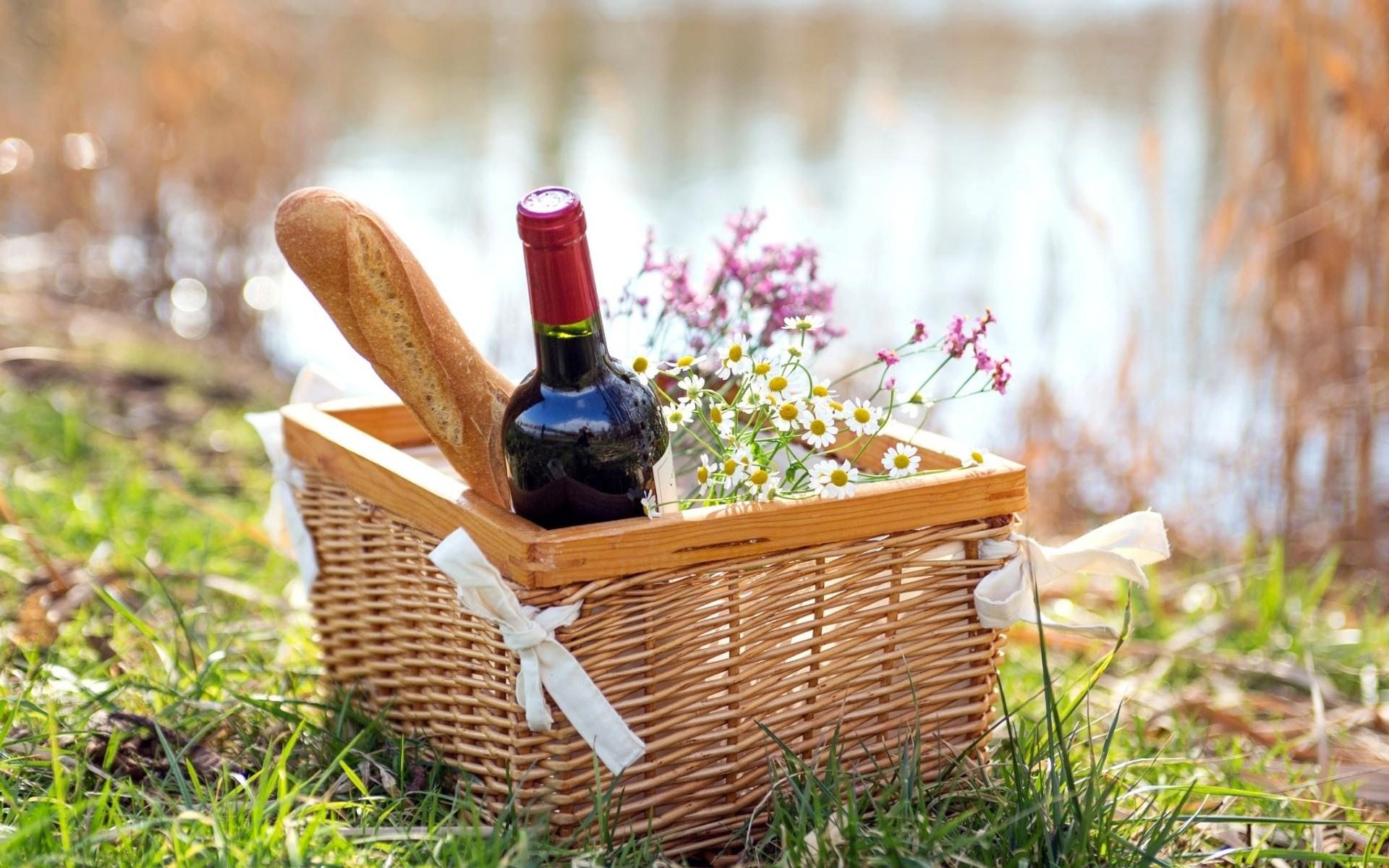 Picnic at 640 x 960 iPhone 4 size wallpapers HD quality