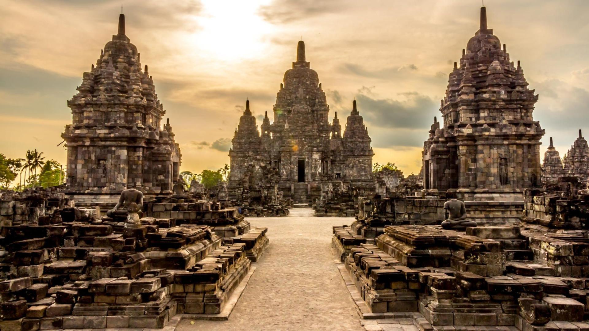 Prambanan Temple wallpapers HD quality