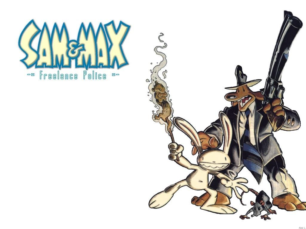 Sam And Max wallpapers HD quality