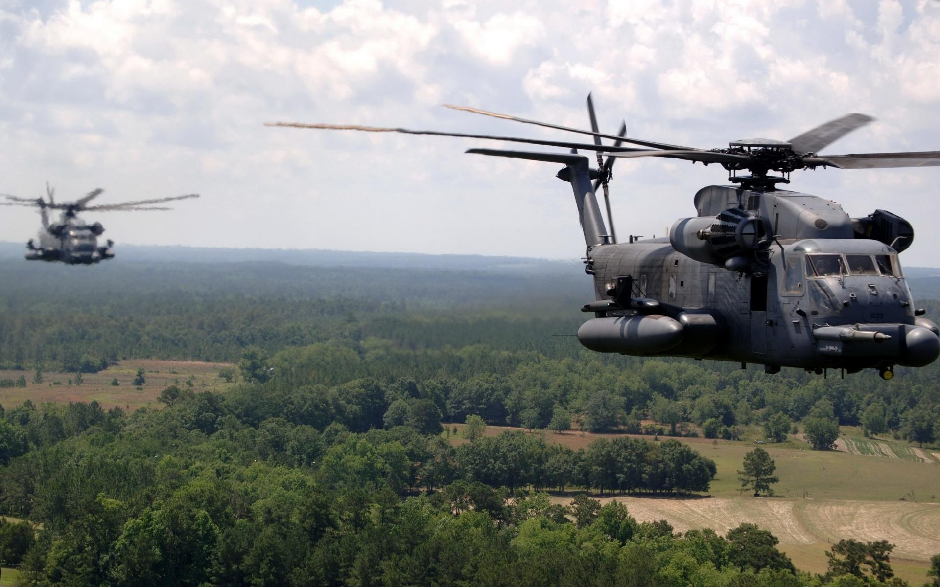 Sikorsky MH-53 wallpapers HD quality