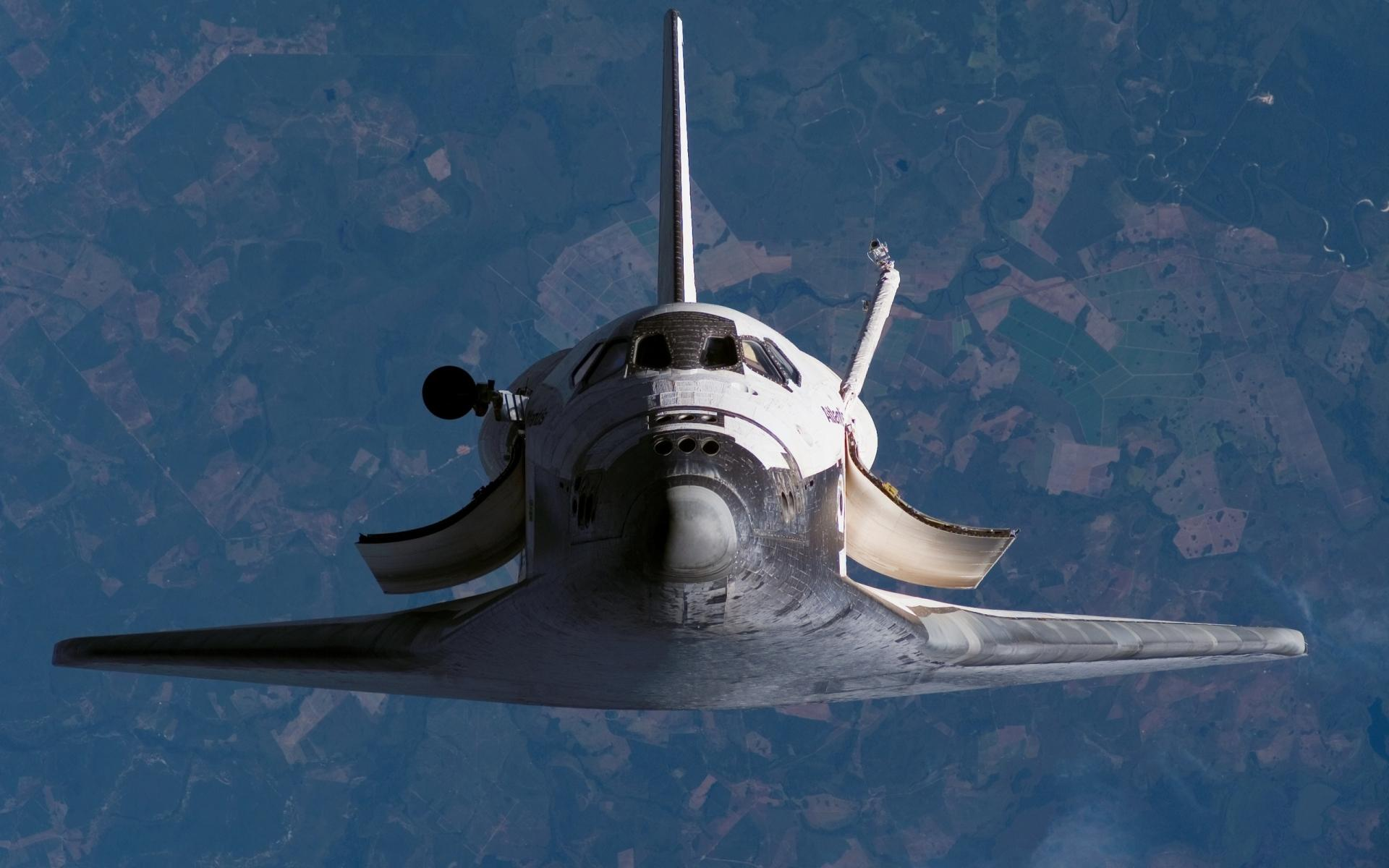 Space Shuttle Atlantis wallpapers HD quality