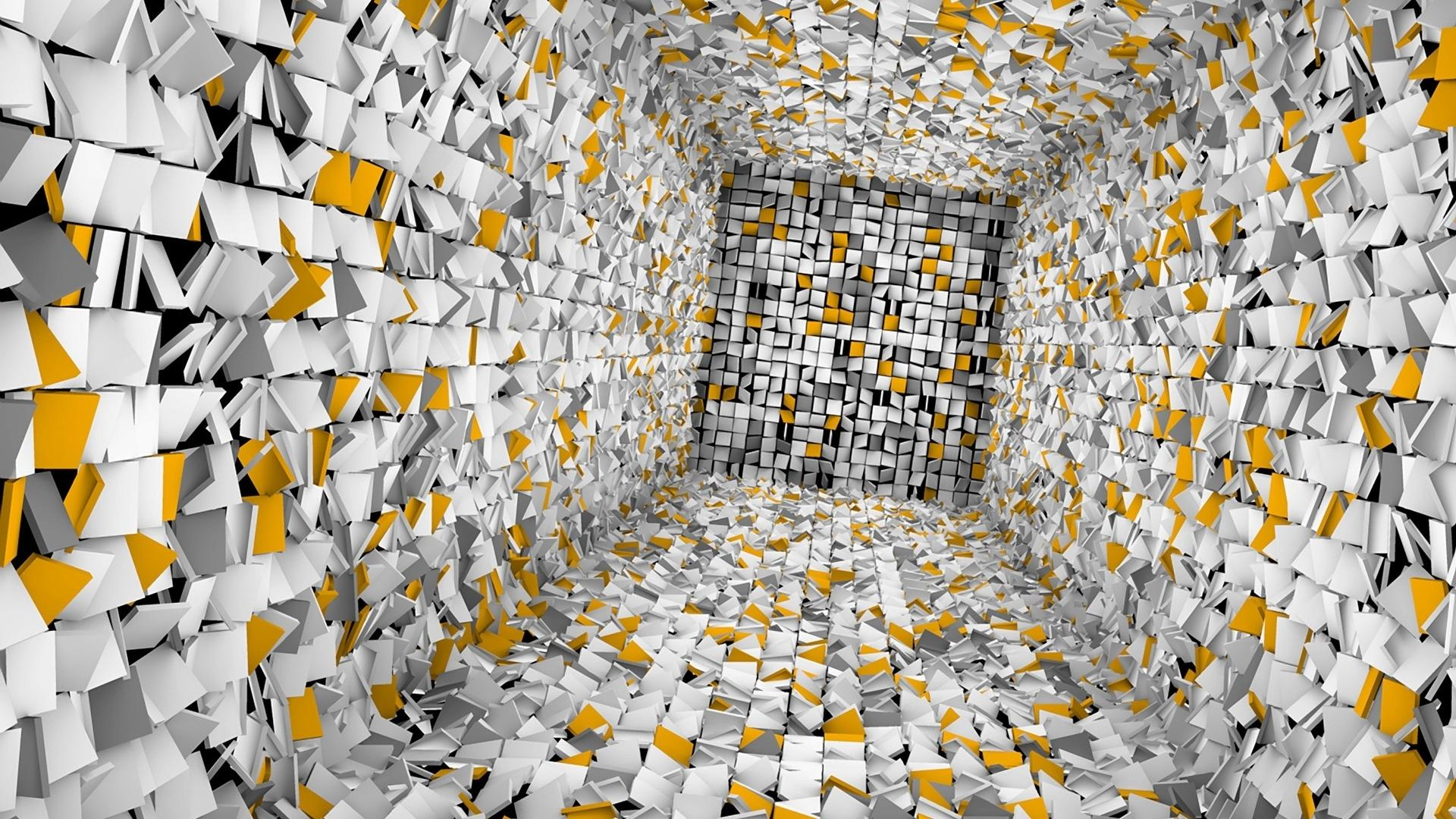 Squares Abstract wallpapers HD quality