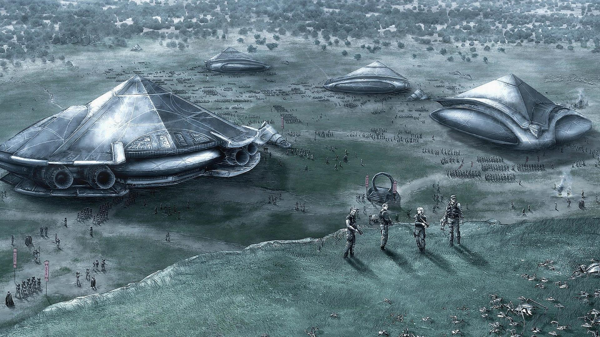 Stargate Sci Fi wallpapers HD quality