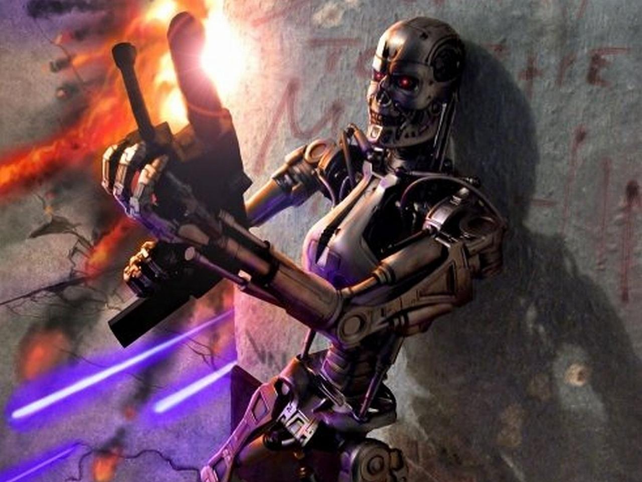 Terminator Sci Fi wallpapers HD quality