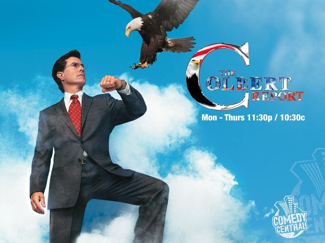 The Colbert Report wallpapers HD quality