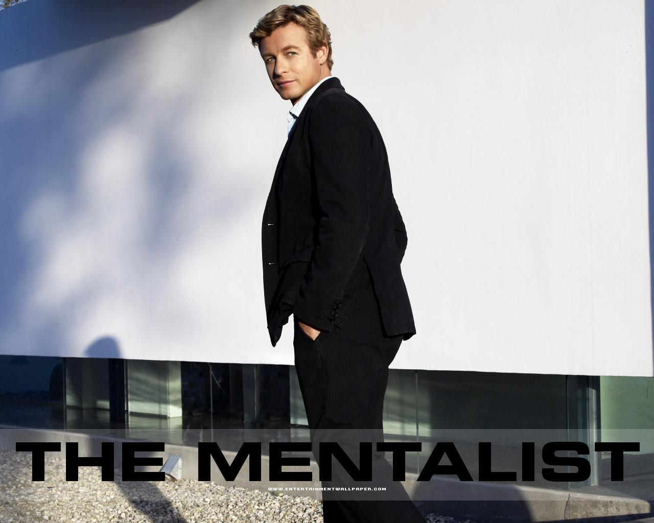 The Mentalist wallpapers HD quality