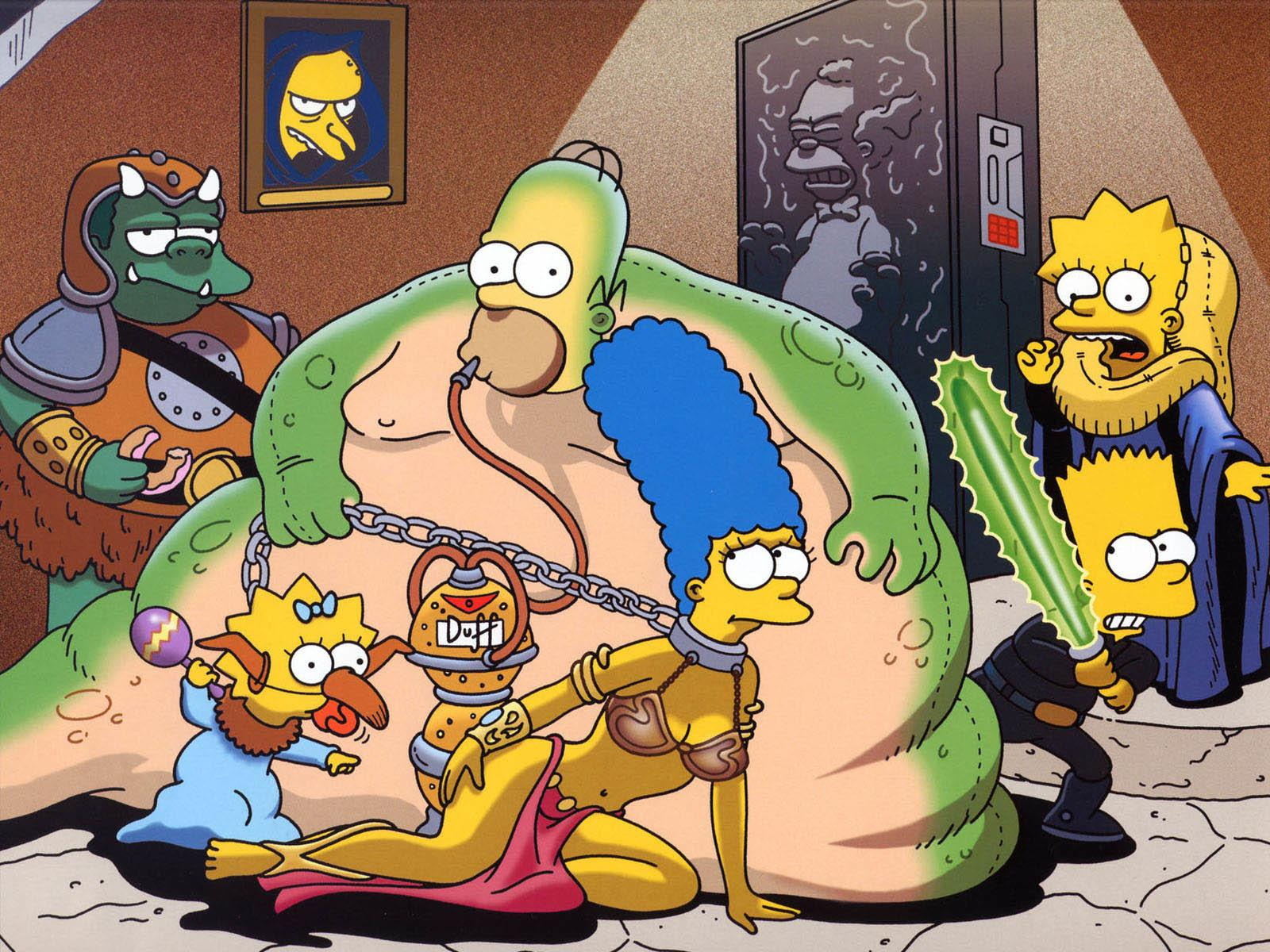 The Simpsons wallpapers HD quality