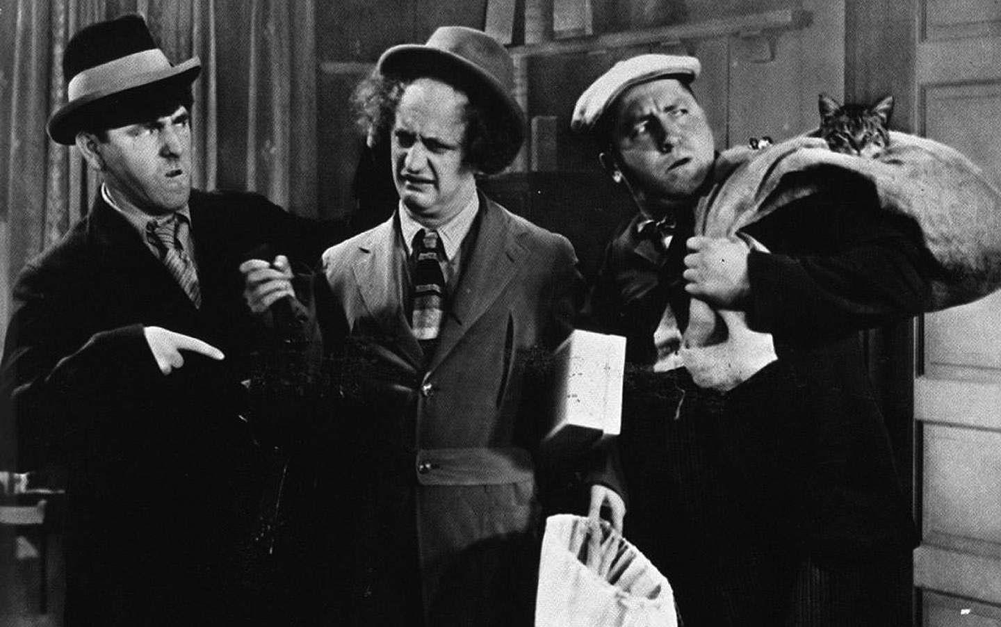 The Three Stooges wallpapers HD quality