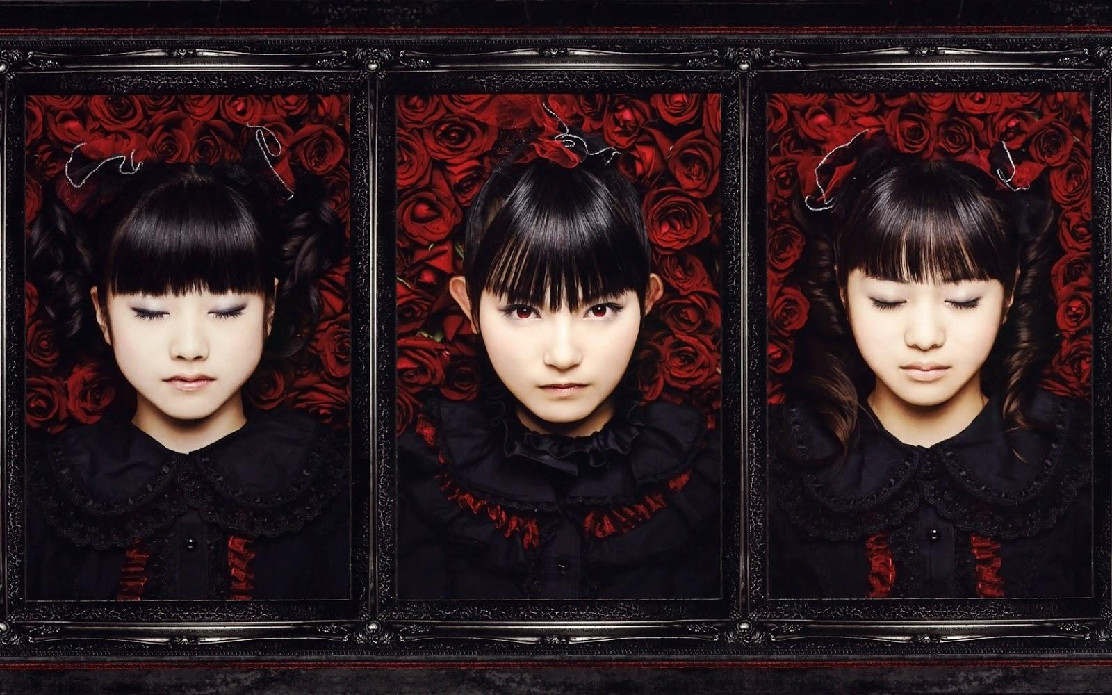 Babymetal Wallpapers For Iphone
