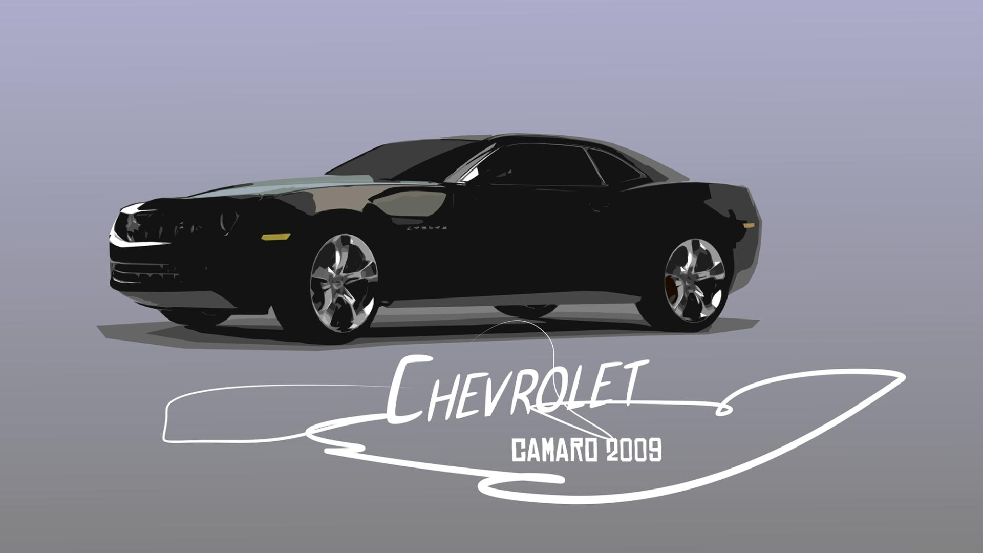 chevrolet camaro ss wallpaper hd download