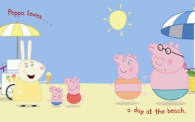 Peppa Pig Wallpaper Ipad ✓ Fitrini's Wallpaper