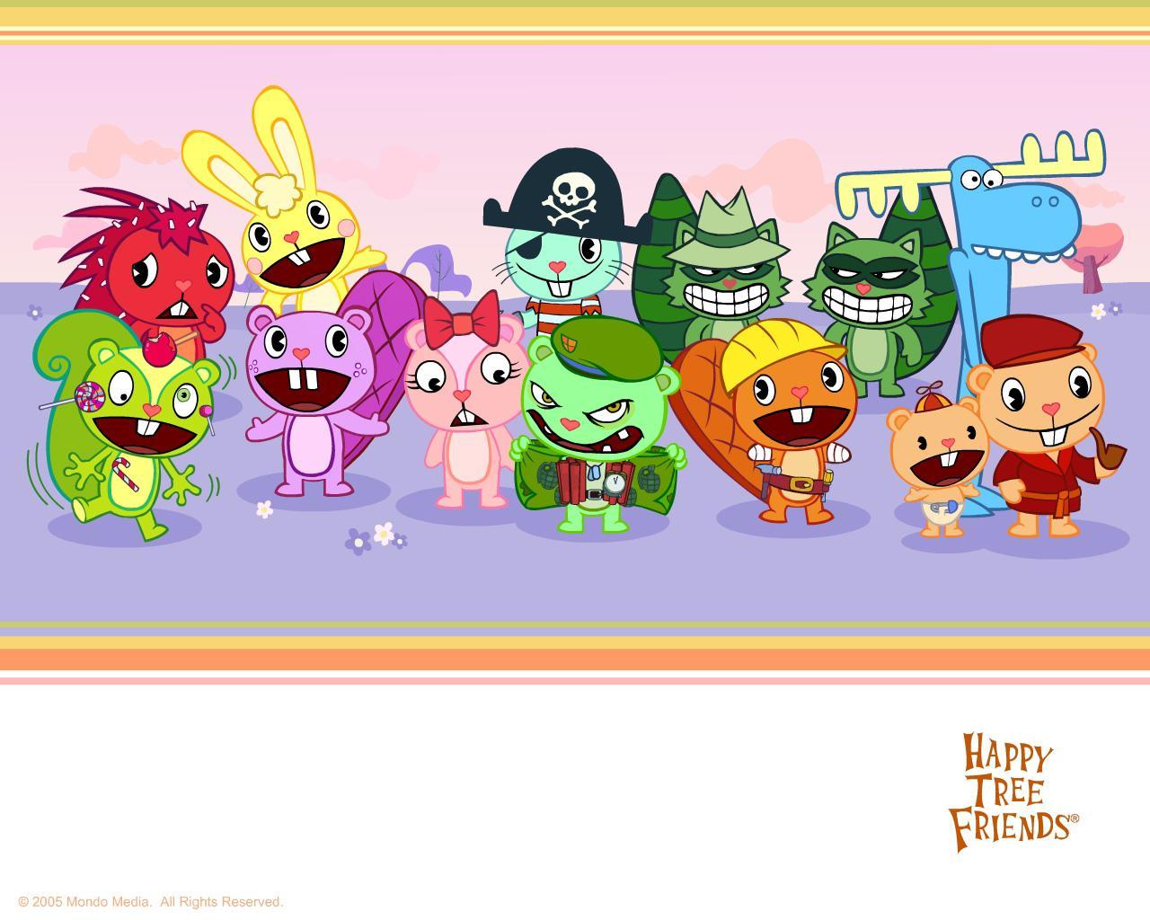Happy Tree Friends Wallpaper Hd Download