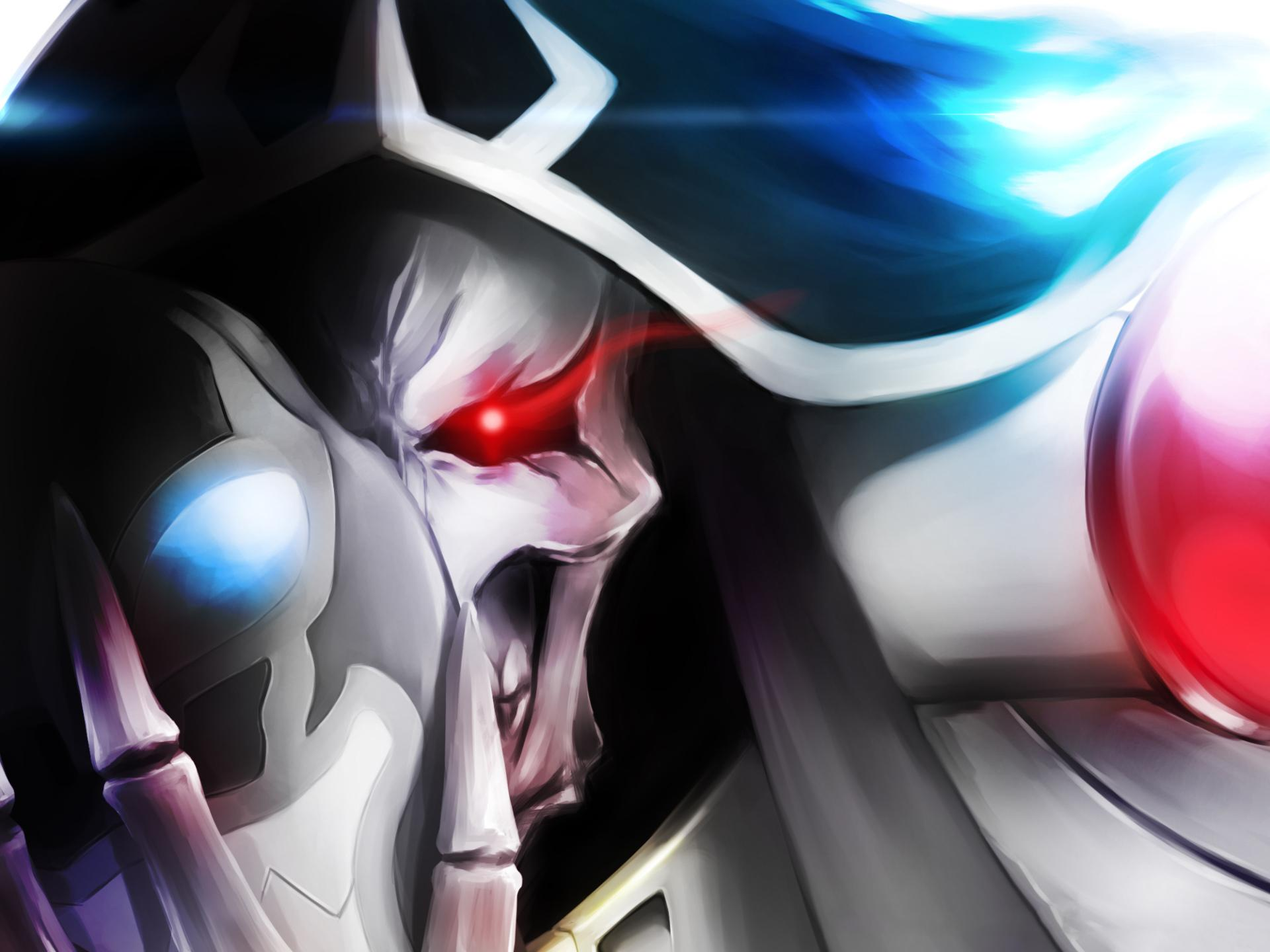 Overlord Anime Wallpaper HD Download
