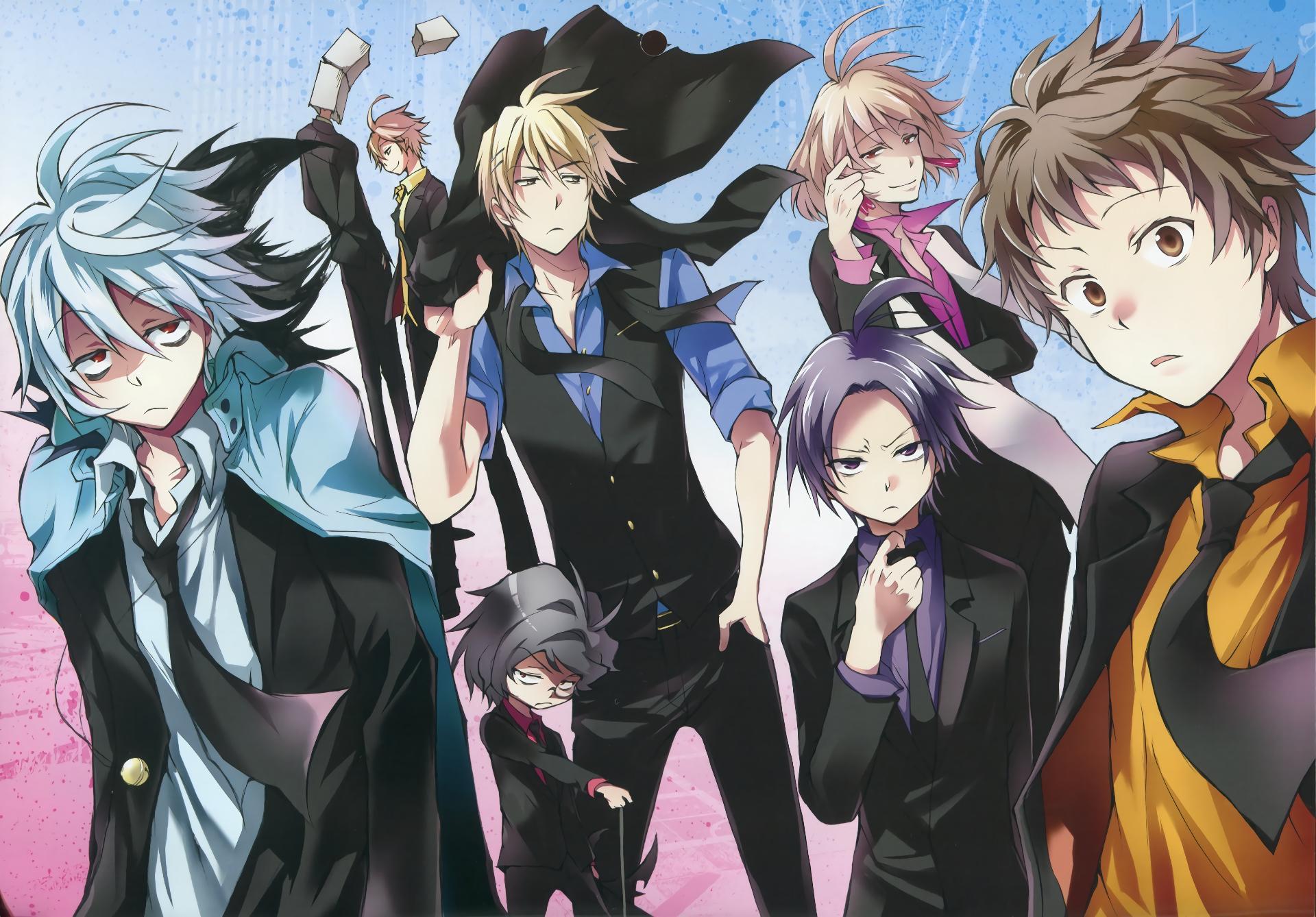 Servamp wallpaper hd download - Wallpaper anime hd untuk pc ...