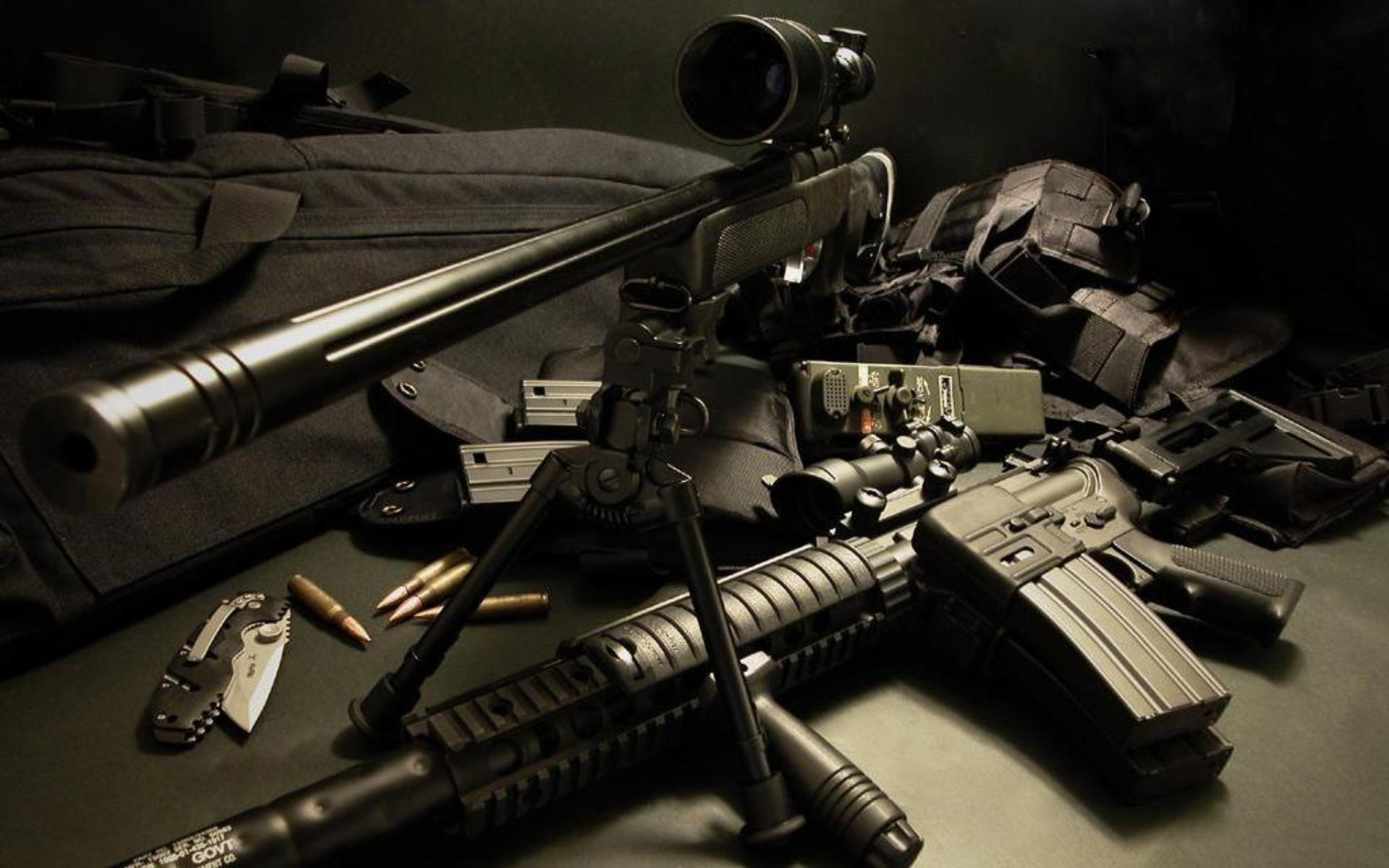 Sniper Rifle High Quality Wallpapers Image