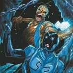 Blue Beetle hd wallpaper