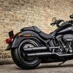 Harley-Davidson Fat Boy widescreen