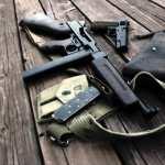 Submachine Gun desktop