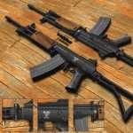 Akm Assault Rifle hd pics