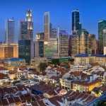 Singapore desktop