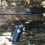 Springfield Armory 1911 Pistol hd