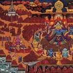 Tibetan Artistic high definition wallpapers