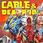Cable and Deadpool new wallpaper