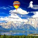 Hot Air Balloon PC wallpapers