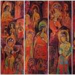Tibetan Artistic image
