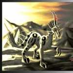 Creature background
