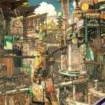 Steampunk Sci Fi hd
