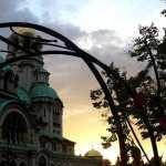 Alexander Nevsky Cathedral, Sofia background