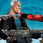 Cable and Deadpool download wallpaper