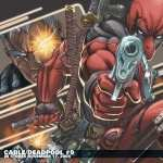 Cable and Deadpool hd