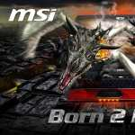 MSI high quality wallpapers