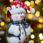 Snowman Photography hd